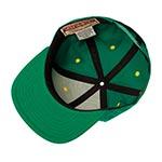 Бейсболка AMERICAN NEEDLE арт. 400A1V-HAI Hawaii Islanders 400 Series MILB (зеленый)