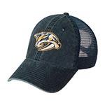 Бейсболка AMERICAN NEEDLE арт. 41152A-NAP Nashville Predators NHL (темно-синий)