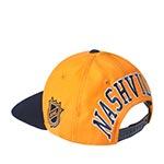 Бейсболка AMERICAN NEEDLE арт. 43732B-NAP Nashville Predators NHL (желтый / синий)