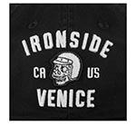 Бейсболка AMERICAN NEEDLE арт. 20001A-IRONSIDE Ironside Motorcycle (черный)
