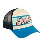 Бейсболка AMERICAN NEEDLE арт. 21001A-CA California Sinclair (темно-синий / белый)