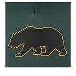 Бейсболка AMERICAN NEEDLE арт. 21002A-CALI California Pacific Coast (темно-зеленый)