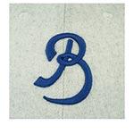 Бейсболка AMERICAN NEEDLE арт. 21005A-BTT Brooklyn Tip-Tops Archive MILB (белый / синий)