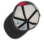 Бейсболка AMERICAN NEEDLE арт. 41152A-DRW Detroit Red Wings Raglan Bones NHL (черный)