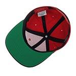 Бейсболка AMERICAN NEEDLE арт. 41722A-DRW Detroit Red Wings Outfield NHL (красный / черный)