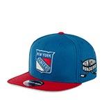Бейсболка AMERICAN NEEDLE арт. 42652A-NYR New York Rangers Chipper NHL (синий / красный)