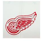 Бейсболка AMERICAN NEEDLE арт. 43642A-DRW Detroit Red Wings White Out NHL (белый / красный)