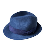 Шляпа BAILEY арт. 7100 RIFF (темно-синий)