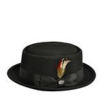 Шляпа BAILEY арт. 3830 ARVID (черный)