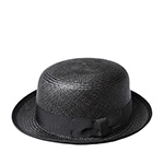 Шляпа BAILEY арт. 22705 CHAPLIN (черный) {black}