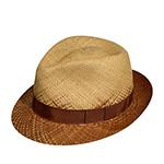 Шляпа BAILEY арт. 22753 WINNICK (коричневый / бежевый)