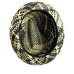 Шляпа BAILEY арт. 63260BH SHIPPEN (бежевый / черный)