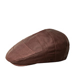 Кепка BAILEY арт. 25471BH BYLES (коричневый) {burgundy}