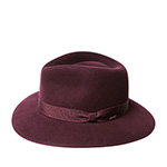Шляпа BAILEY арт. 37173BH AMMON (бордовый)