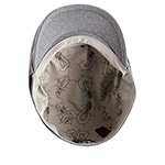 Кепка BAILEY арт. 90084BH JARED (серый)