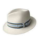 Шляпа BAILEY арт. 63132BH THARP (бежевый / голубой)