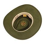 Шляпа BAILEY арт. W05LFJ FIREHOLE (темно-зеленый)