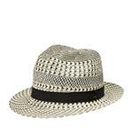Шляпа BAILEY арт. 63274BH ARSUN (белый / черный)