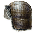 Шапка BAILEY арт. 25149BH ROVAL (коричневый)