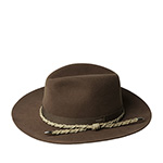 Шляпа BAILEY арт. 20002BH BARTHAM (коричневый)