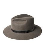 Шляпа BAILEY арт. 61429BH BOWERY (серый)