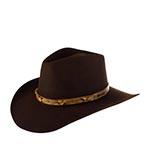 Шляпа BAILEY арт. WR0602H NAVARRO (коричневый)