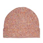 Шапка SEEBERGER арт. 18206-0 TURN-UP BEANIE (ярко-розовый)