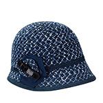Шляпа BETMAR арт. B434H WILLOW (темно-синий)