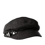 Кепка BETMAR арт. B521 RHINESTONE CAP (серый)