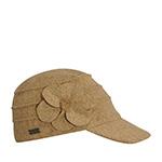 Кепка BETMAR арт. B523 Ridge Flower Cap (бежевый)