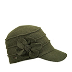Кепка BETMAR арт. B523 Ridge Flower Cap (зеленый)
