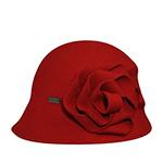 Шляпа BETMAR арт. B545H ALEXANDRITE (красный)