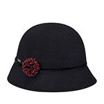 Шляпа BETMAR арт. B1863H SOPHIYA (черный)