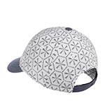 Бейсболка BETMAR арт. B1913H LACE BASEBALL CAP (белый / синий)