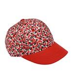Бейсболка BETMAR арт. B1955H SYLVIANE (красный)