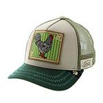 Бейсболка GOORIN BROTHERS арт. 101-4281 (зеленый)