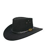 Шляпа JACARU арт. WALLACE 1007 (черный)