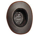 Шляпа JACARU арт. WALLACE 1007 (коричневый)