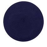 Берет LE BERET FRANCAIS арт. CLASSIQUE (темно-синий)