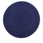 Берет LE BERET FRANCAIS арт. CLASSIQUE (синий / серый)