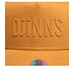 Бейсболка DJINNS арт. HFT Cap Basic Beauty Jersey (песочный)