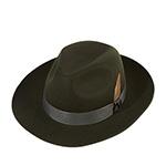 Шляпа CHRISTYS арт. GROSVENOR cwf100024 (зеленый)