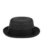 Шляпа CHRISTYS арт. PORK PIE cwf100078 (серый)