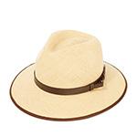 Шляпа CHRISTYS арт. CLASSIC DOWN BRIM cpn100089 (бежевый)