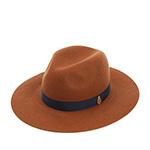 Шляпа CHRISTYS арт. THE REGGIE cwf100200 (коричневый)