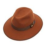Шляпа CHRISTYS арт. HERITAGE MADISON cwf100235 (рыжий)