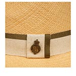 Шляпа CHRISTYS арт. CLASSIC PRESET cpn100519 (бежевый) {natural}