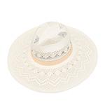 Шляпа CHRISTYS арт. LOTTIE cpn100537 (белый)