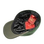 Бейсболка CHRISTYS арт. KIT BALL CAP csk100662 (оливковый)