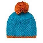 Шапка R MOUNTAIN арт. ICE 8503 (голубой / оранжевый)